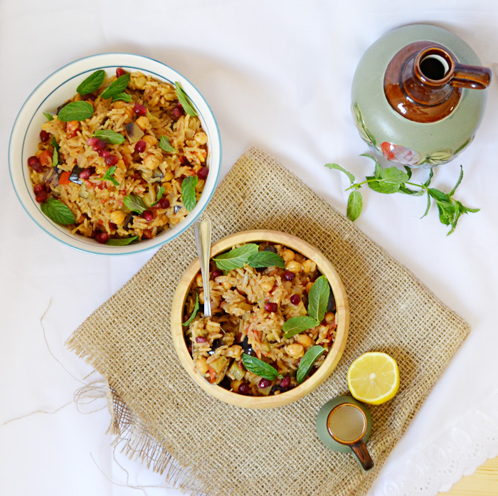 Turkish pilaf with chickpeas chef in disguise when forumfinder Choice Image