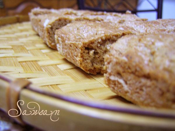picture Cinnamon-Almond Biscotti
