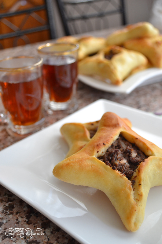 Lebanese Meat Pies Sfeeha Chef In Disguise