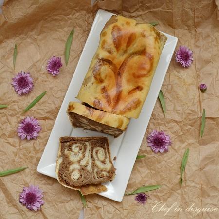 povitica with walnuts