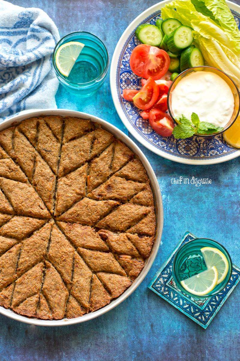 Lebanese baked kibbeh.jpg