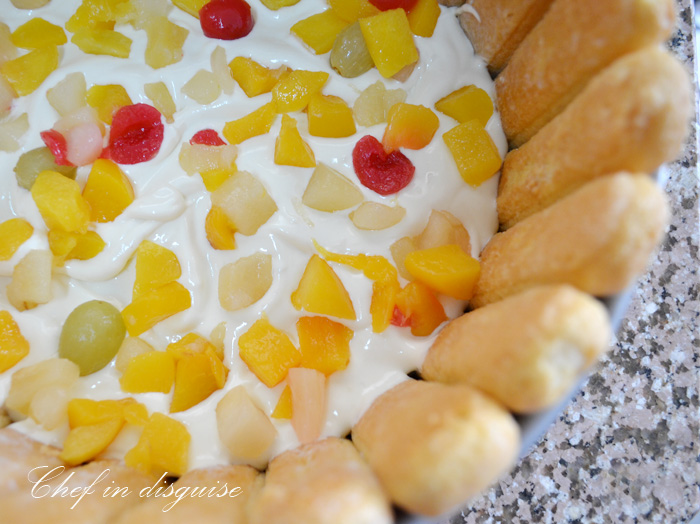 Using Jello To Color A Cake