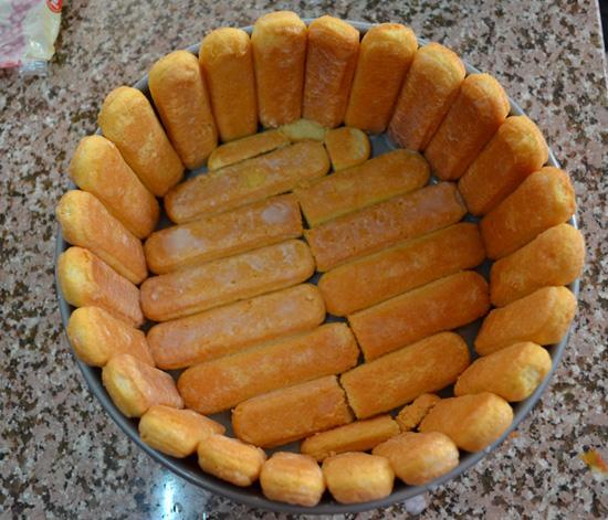 Lady Finger Mascarpone Orange Dessert Chef In Disguise