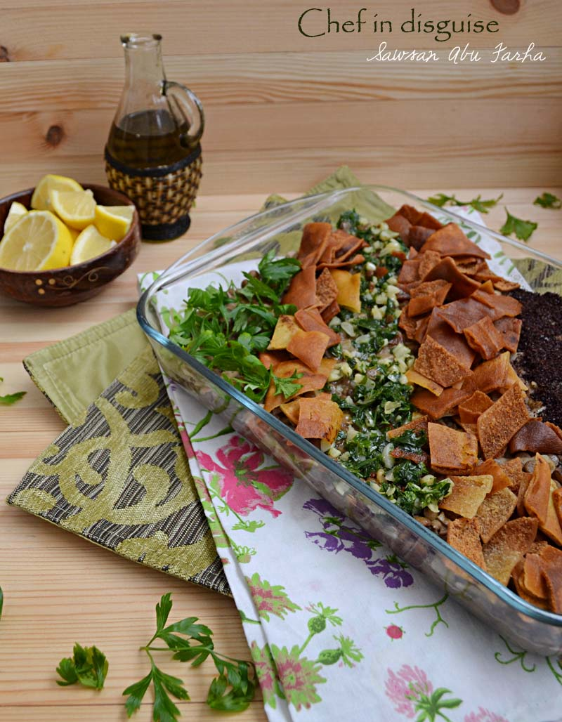 Lentils with pasta the syrian way horaa osbao advertisements forumfinder Choice Image