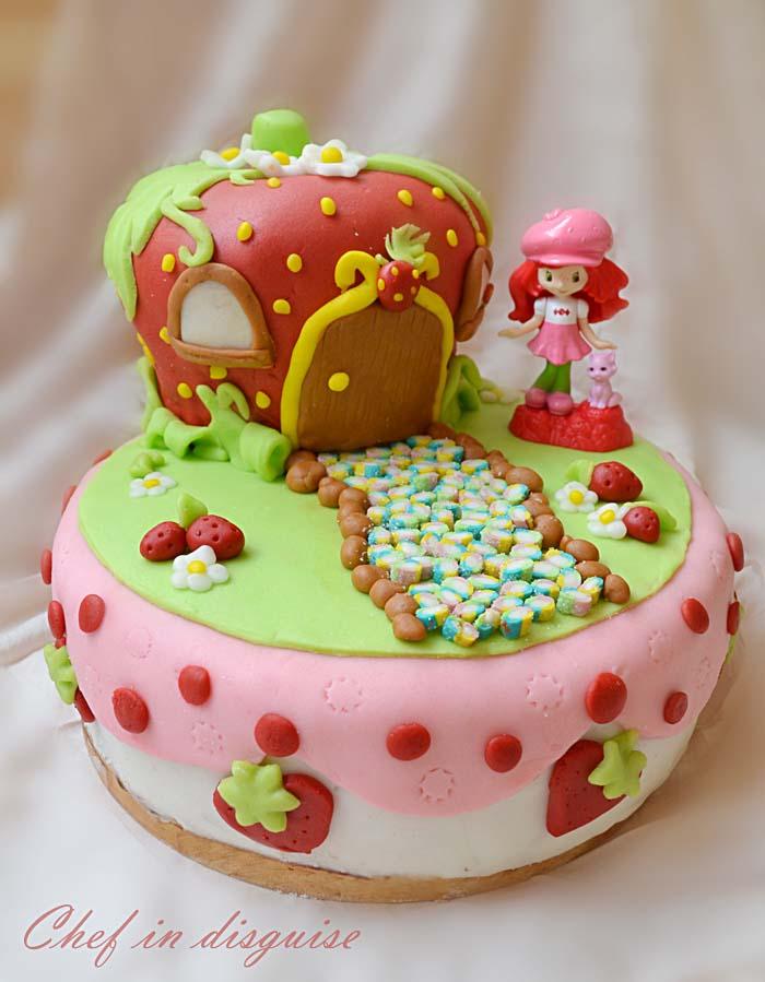 Cake Doctor Strawberry Pound Cake