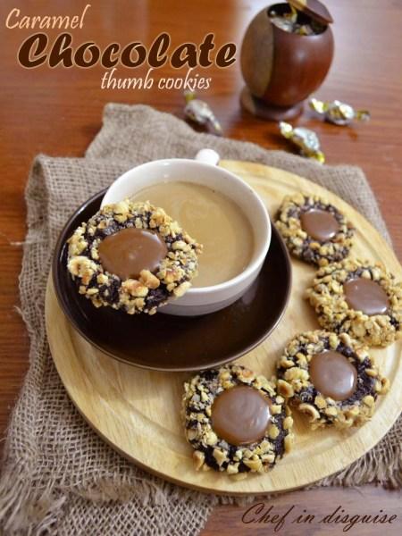thumb cookies