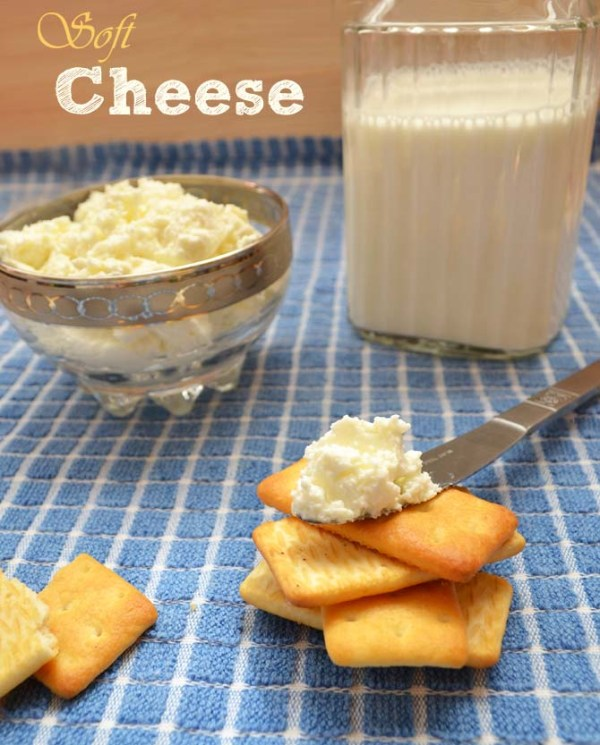 easy soft cheese