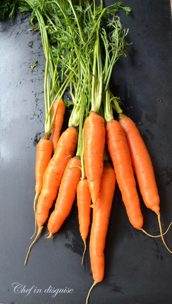 carrot raw