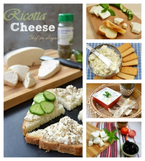 Homemade cheese 5 delicious ways