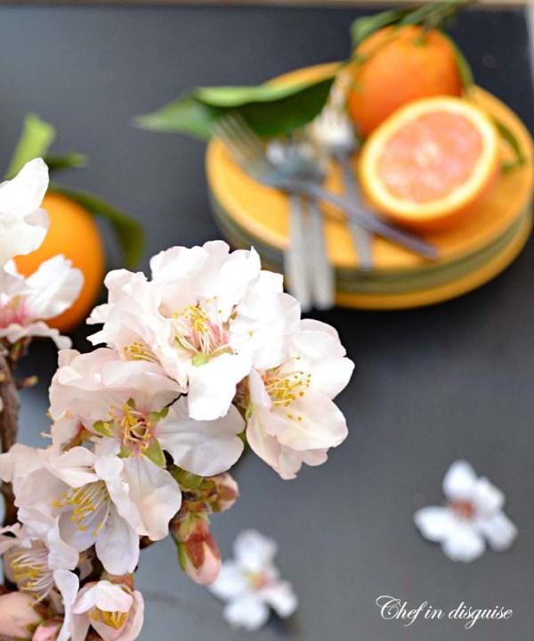 Orange Blossoms Recipe Cake Mix