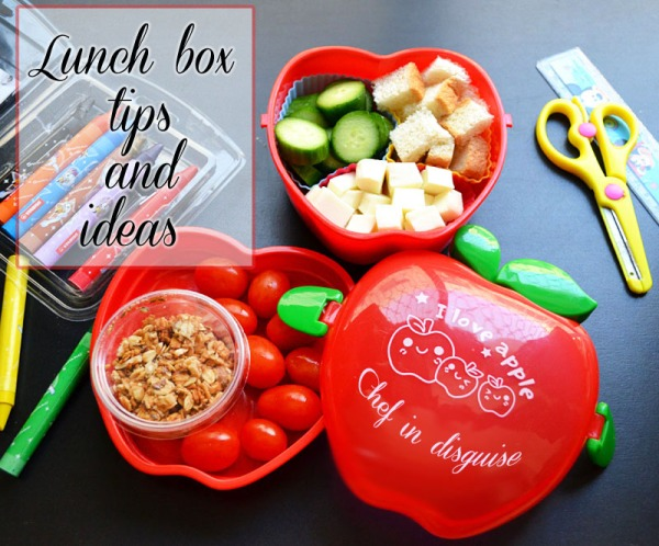 lunch box ideas- chef in disguise 1