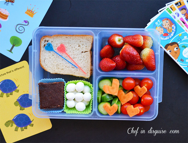 Pack a lunch your kids (and you!) will love—including wraps, salads, soups, snacks and more great lunch box ideas.