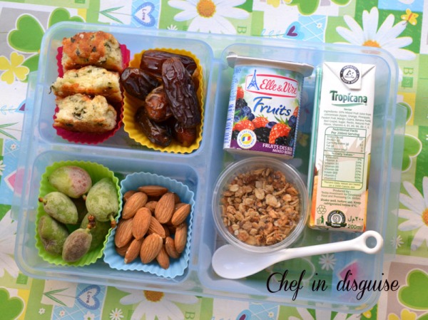 lunch box tips and ideas