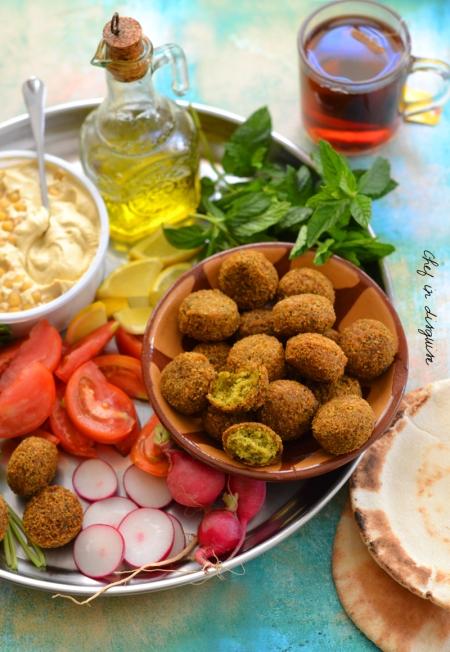 The ultimate falafel recipe