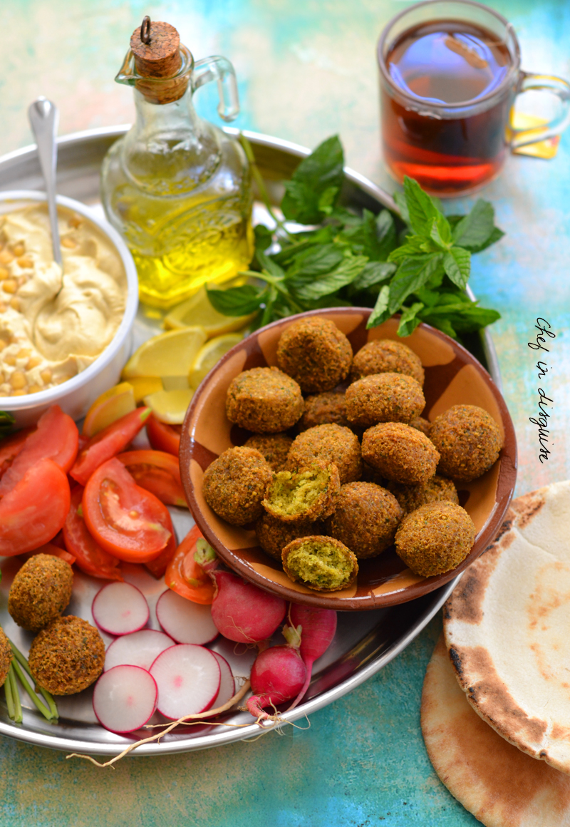 The ultimate falafel recipe