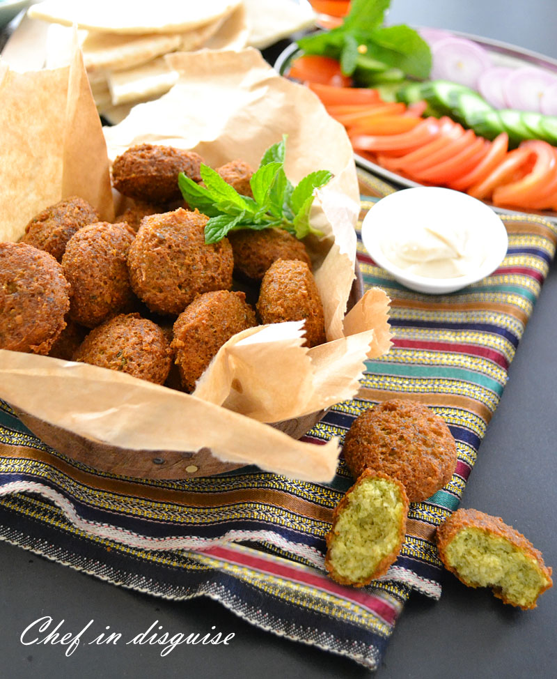 Falafel is one of the most popular traditional arabic foods. They are ...