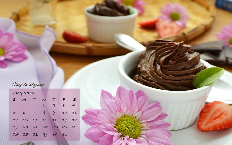 may mousse calendar