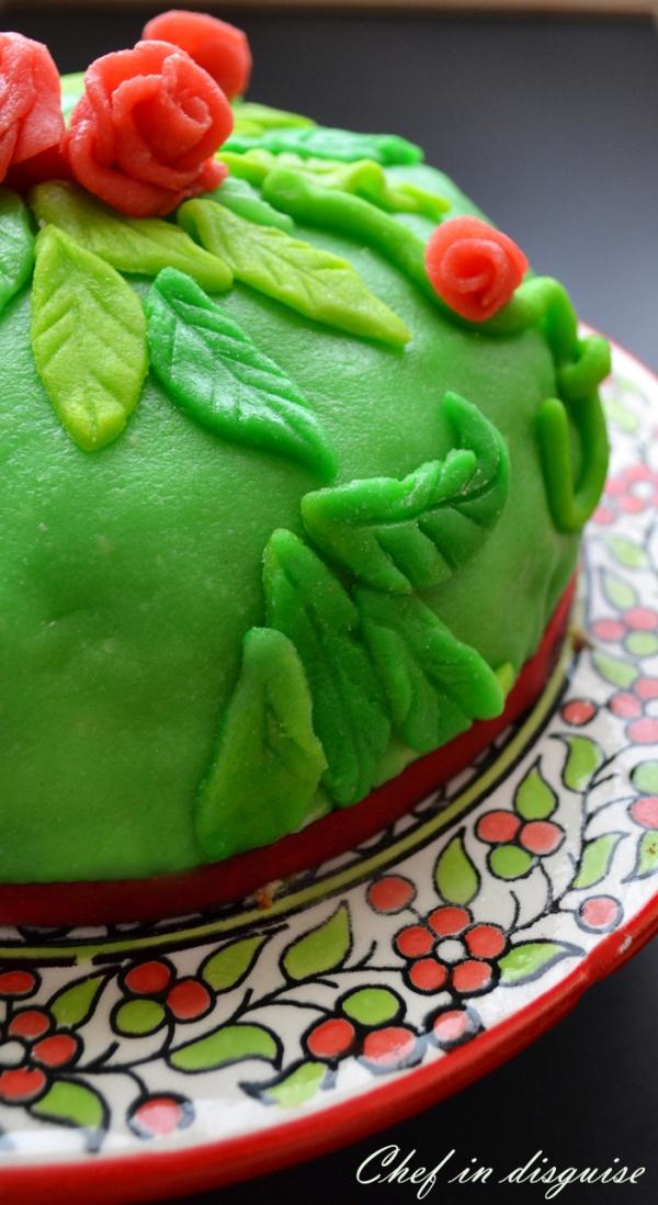 princess swedish cake