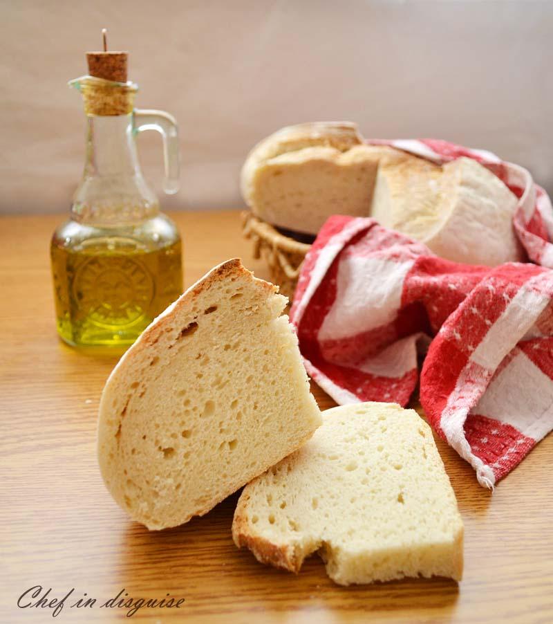 Basic sourdough white bread #sourdough adventure | Chef in disguise