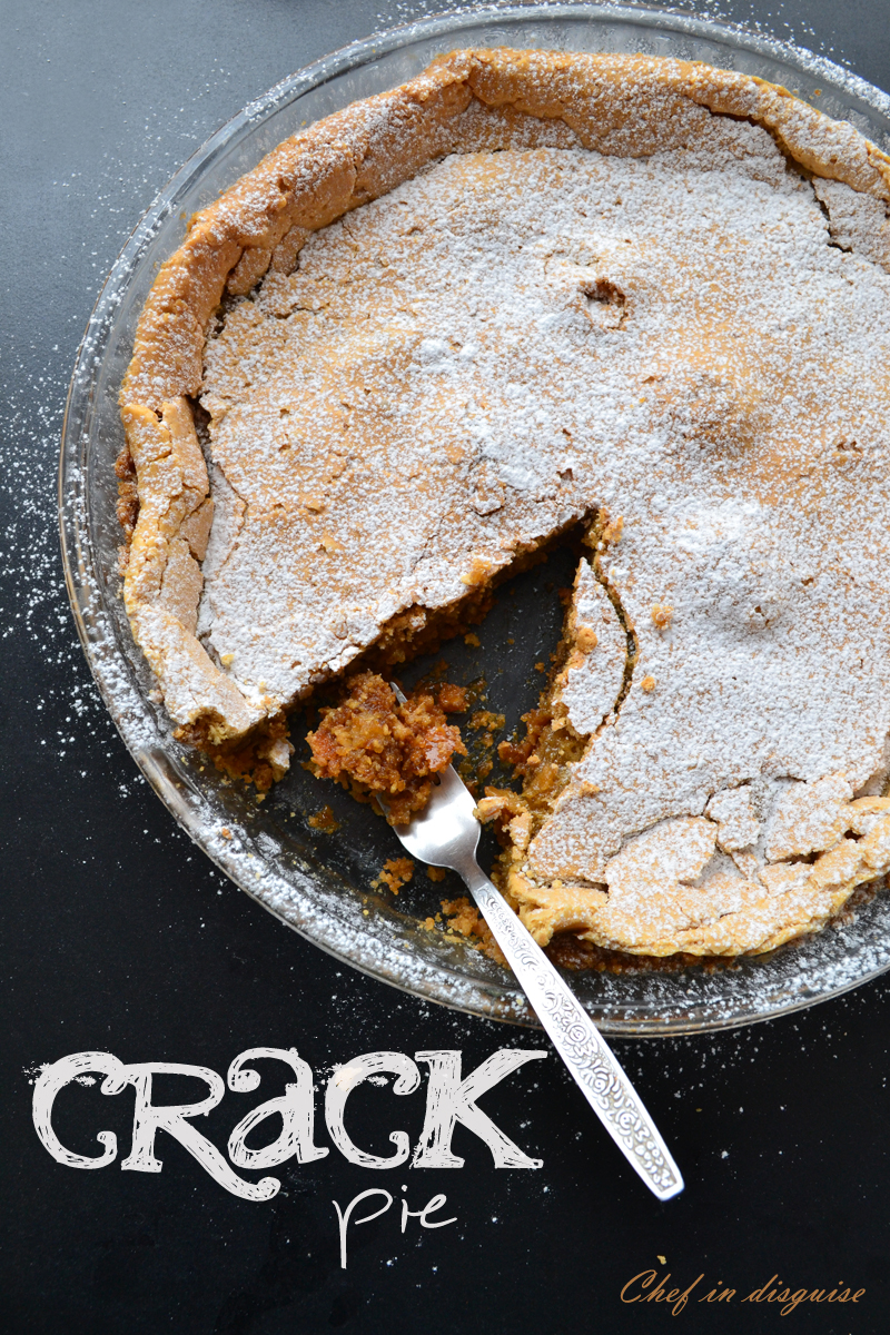 ... pies, fruit pies, chocolate pies, even crack pies! There's nothing
