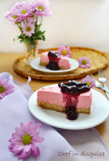 healthy cheese cake