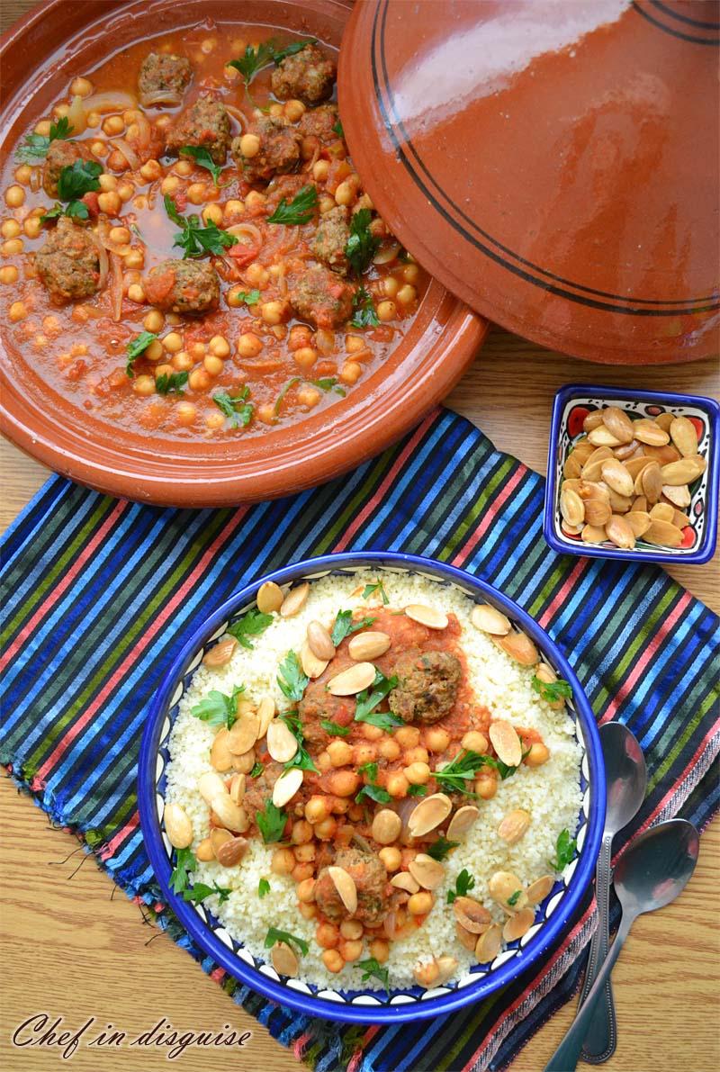 Moroccan Lamb Meatball Tagine Recipes — Dishmaps