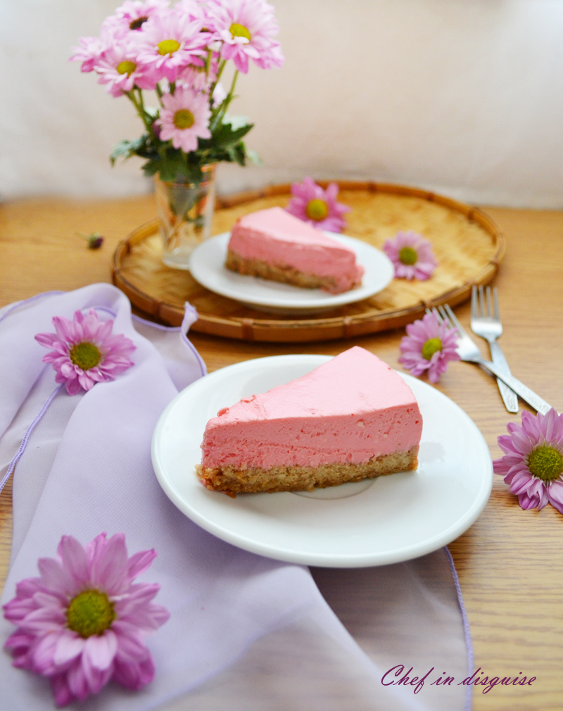 healthy cheesecake recipe no baking and no eggs chef in disguise