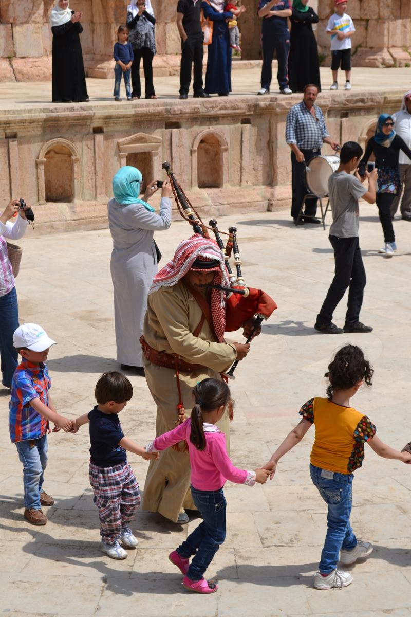 Jerash kids