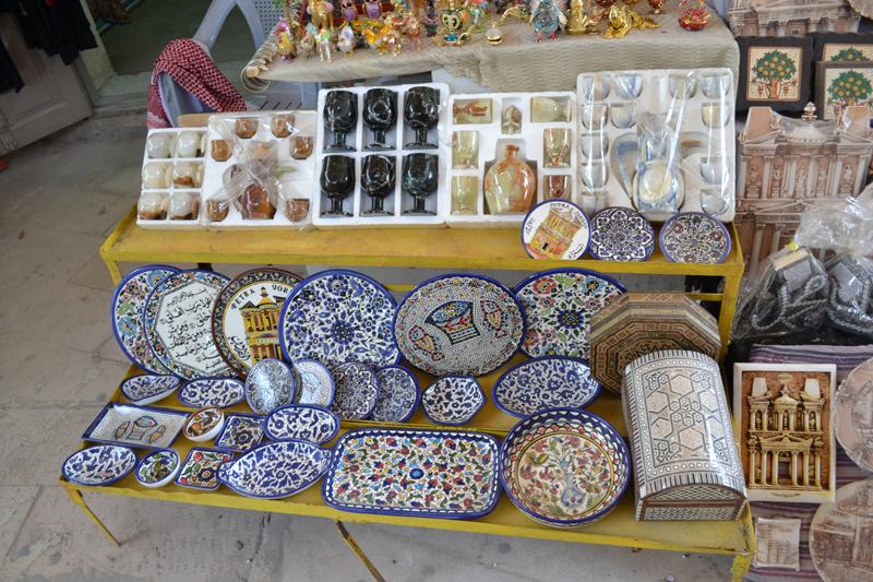Jerash market 2