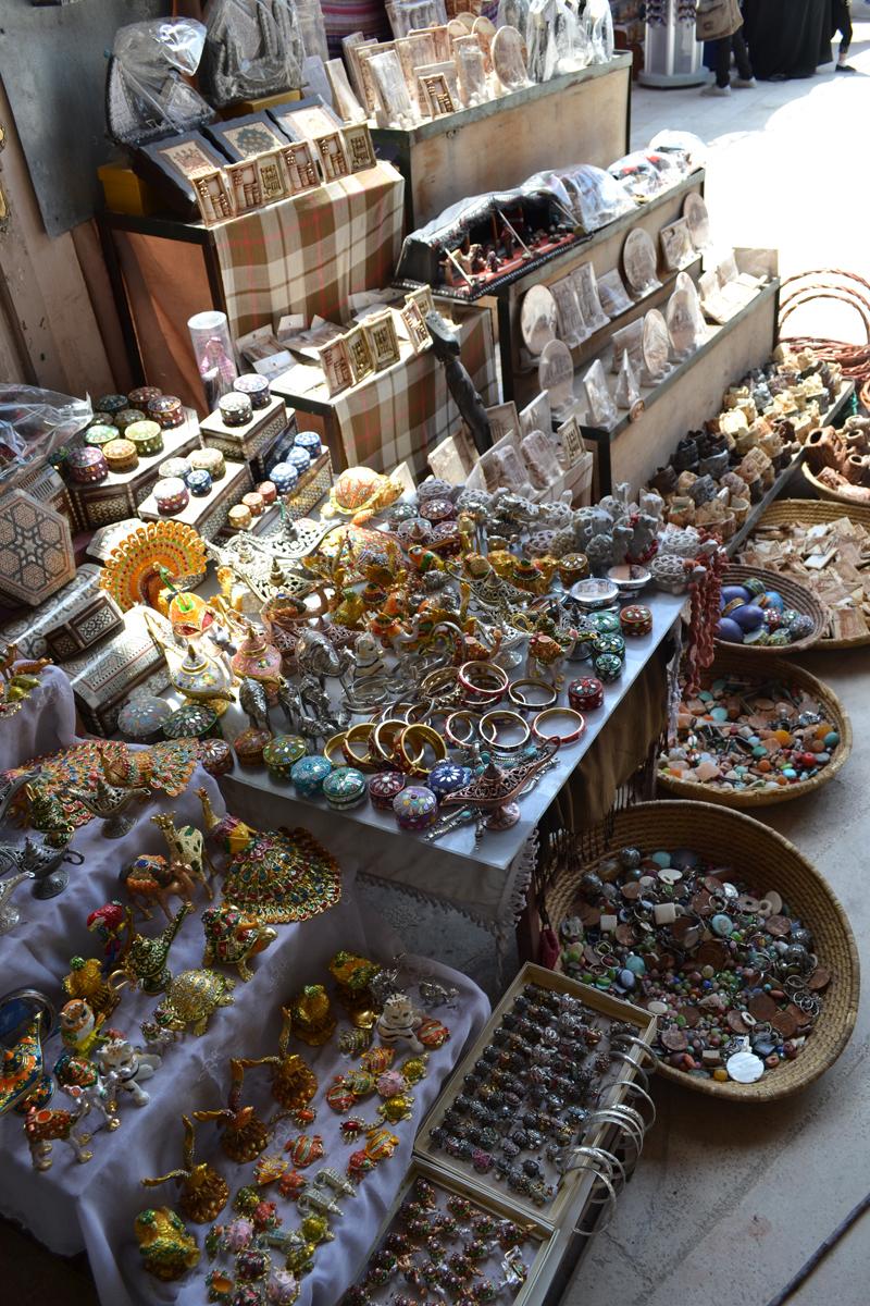 Jerash market 3