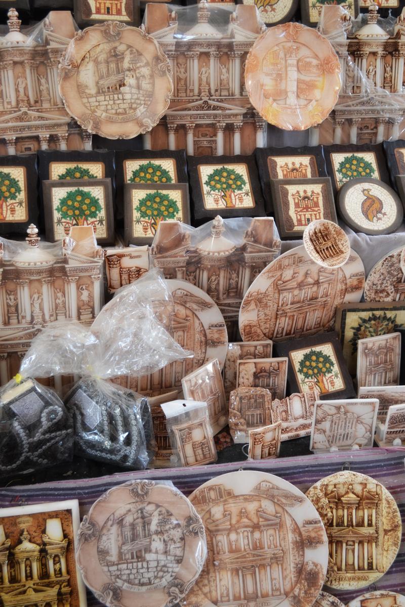 Jerash market