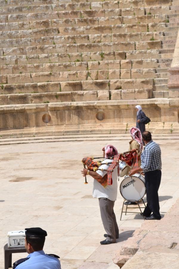 Jerash music