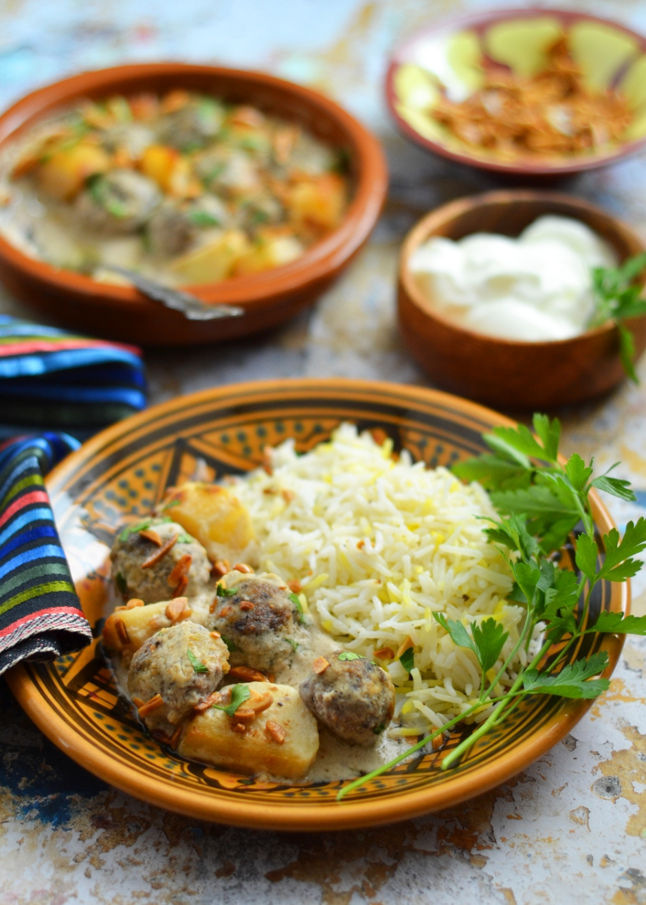 Kofta with rice.jpg