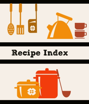 new recipe index