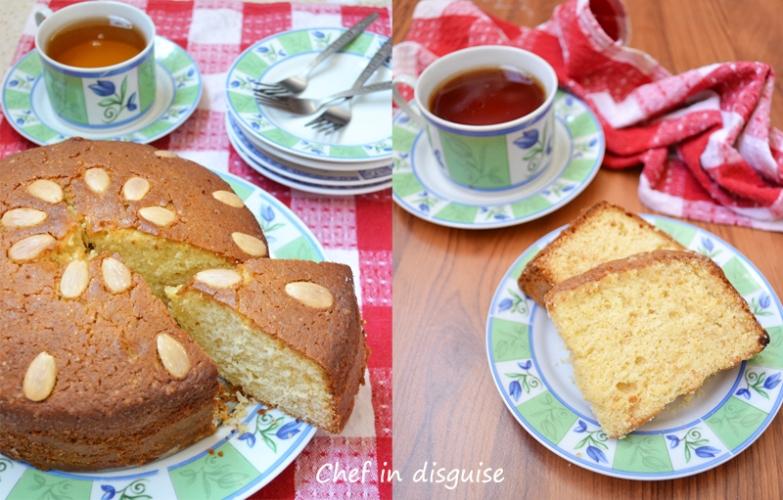 Mawa cake, dense and delicious