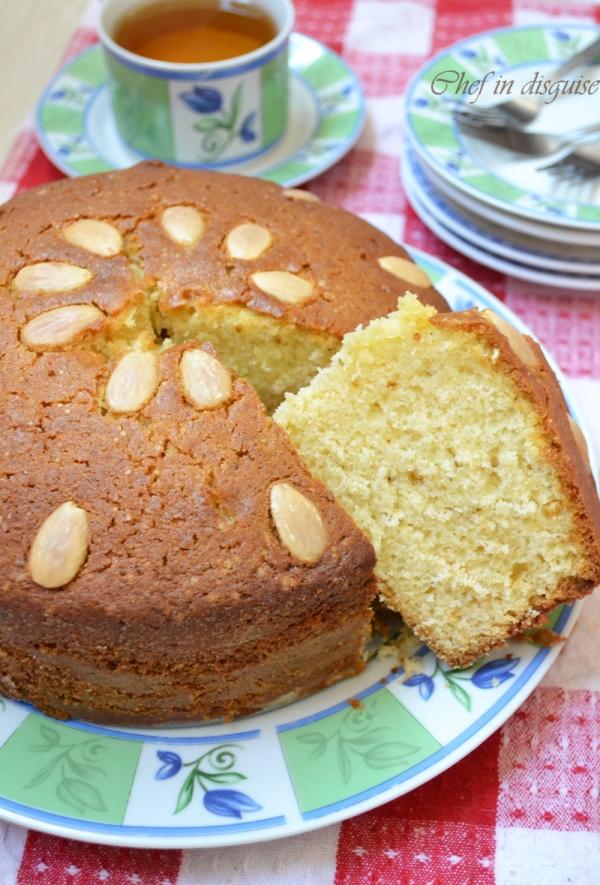 Mawa cake