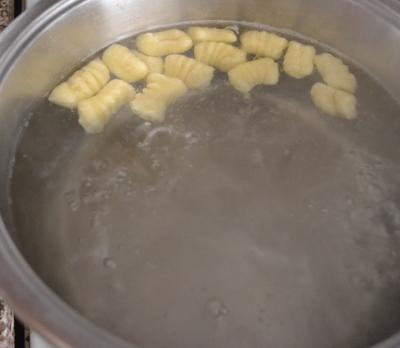 cook gnocchi