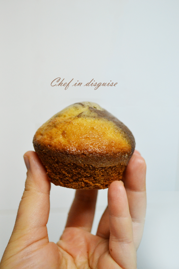 High domed muffin recipe