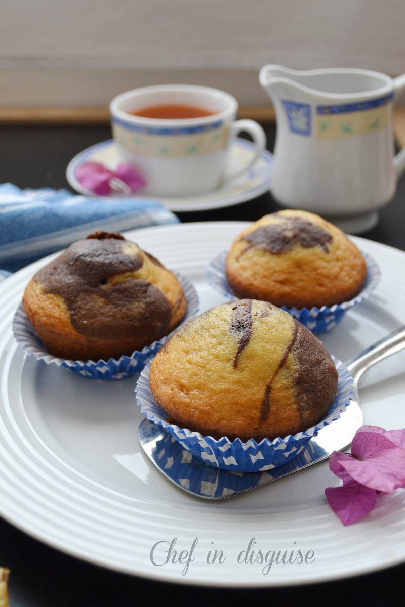 Amazing muffins made with sourdough starter