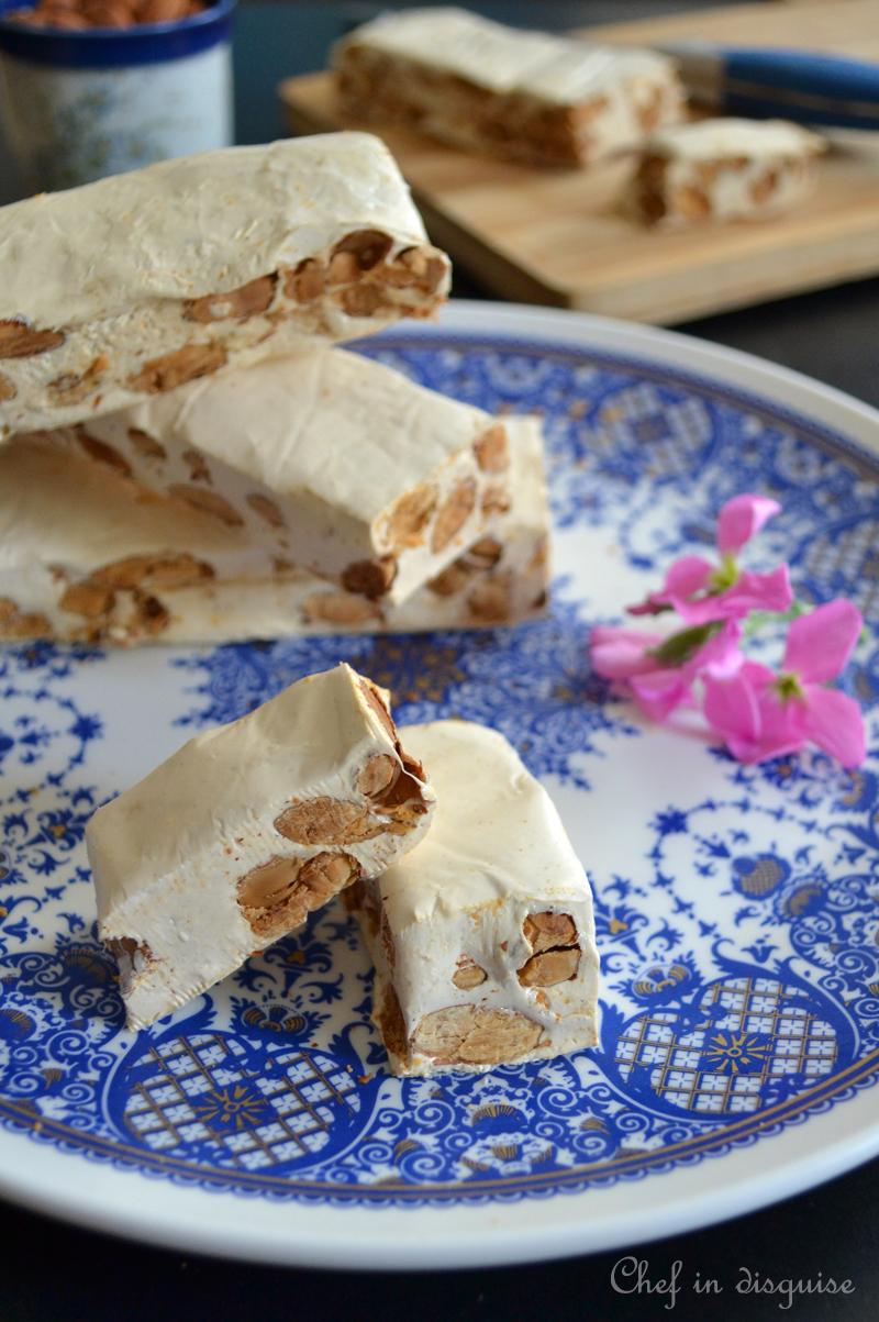 Recipe For Nougat Cake