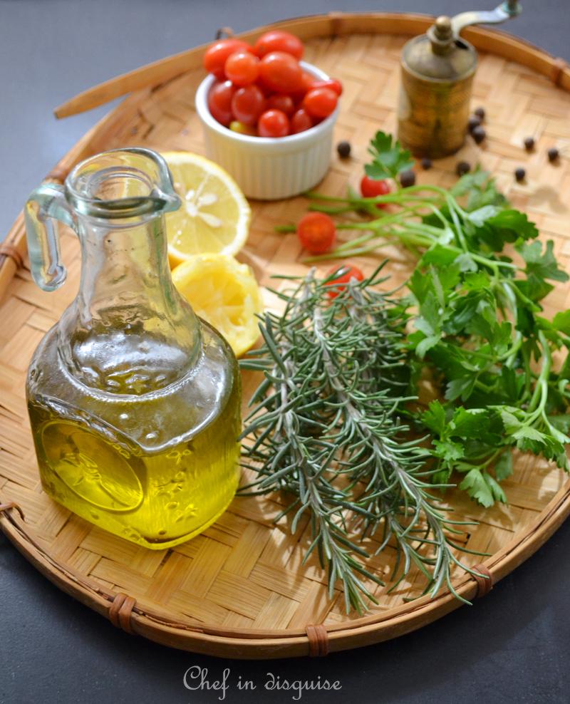 Spring salad dressings
