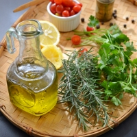 3 fresh spring vinaigrettes #salad-dressing-Sunday
