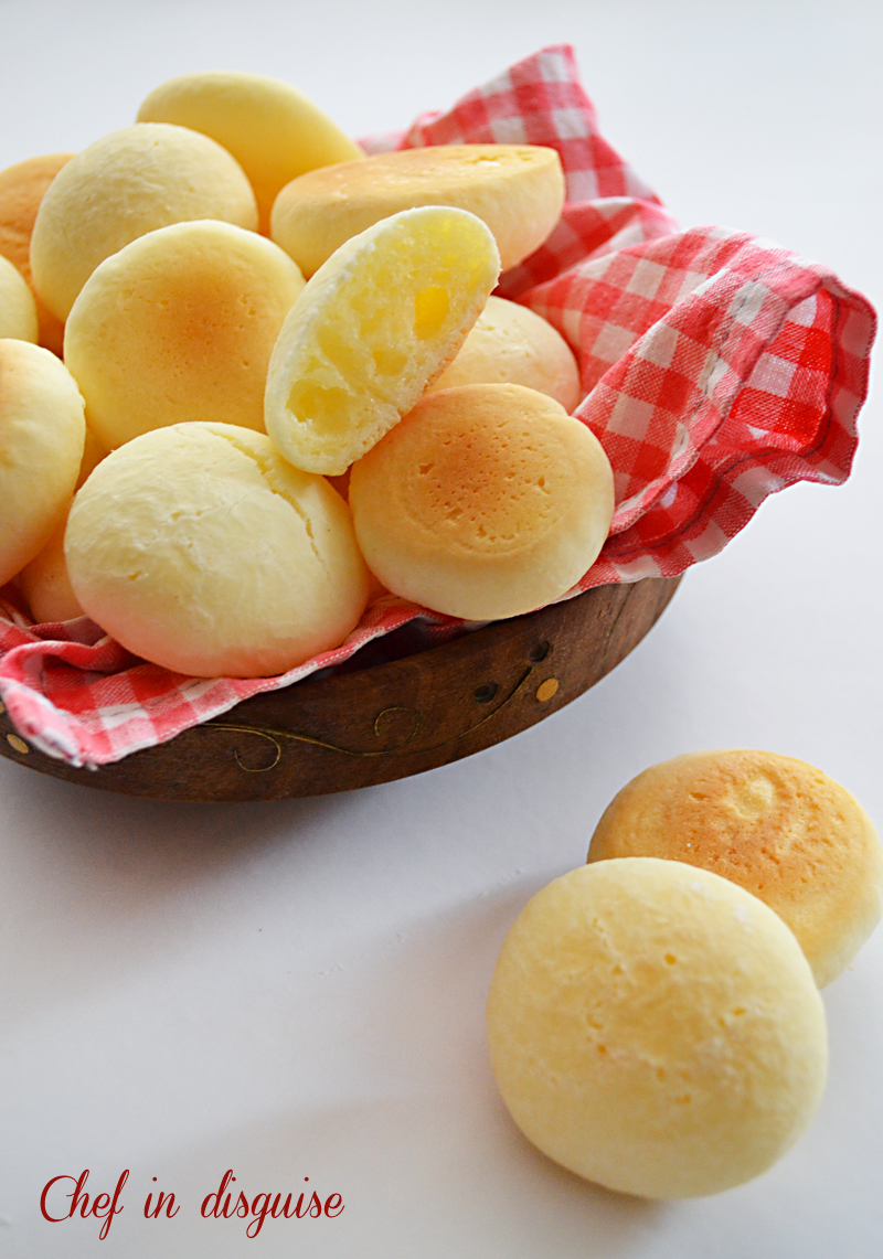 Pao de Queijo (irresistible Brazilian cheese bread) | Chef ...