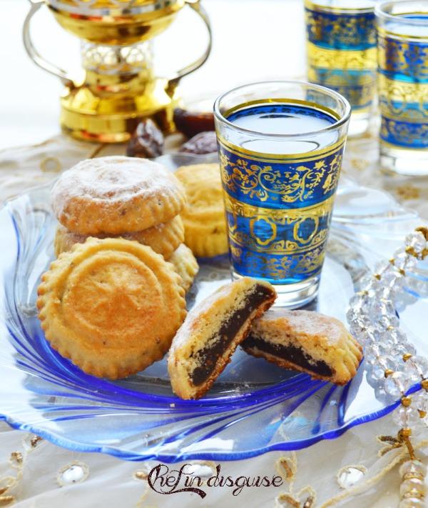 Flour Maamoul or Kaaek al eid كعك العيد بالطحين