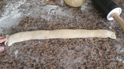 dough tube