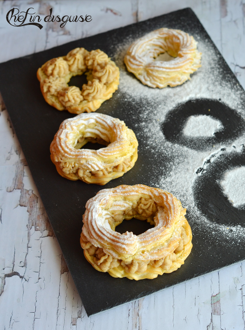 paris brest filling