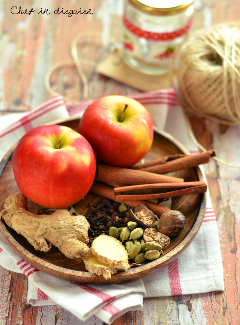Apple pie spice is obviously wonderful in apple pie but why stop there ...