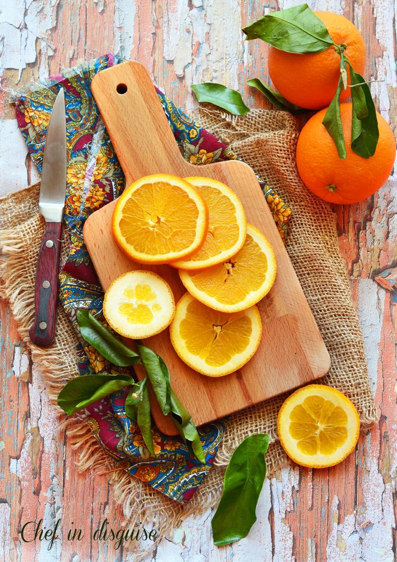 Simply oranges!
