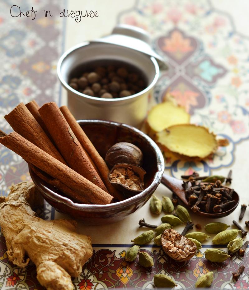 Arabic 7 spice mix