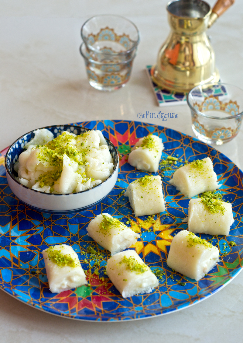 Halawet jebn a semolina and mozzarella dessert that tastes like little clouds of pure bless.jpg